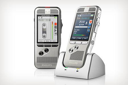 Mobile Diktiergeräte