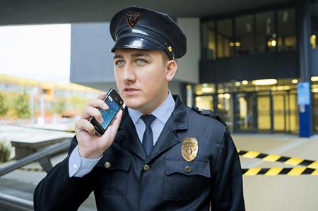 Polizeibehörden
