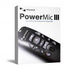 Verpackung des Nuance PowerMic III Handmikrofon