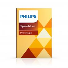 Philips SpeechExec Pro Dictate 11 Lizenz-Schlüssel (2 Jahres Lizenz)