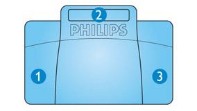 Philips Fußschalter LFH 2310