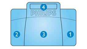 Philips Fußschalter LFH 2330