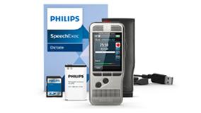 Philips DPM7000 Diktiergerät